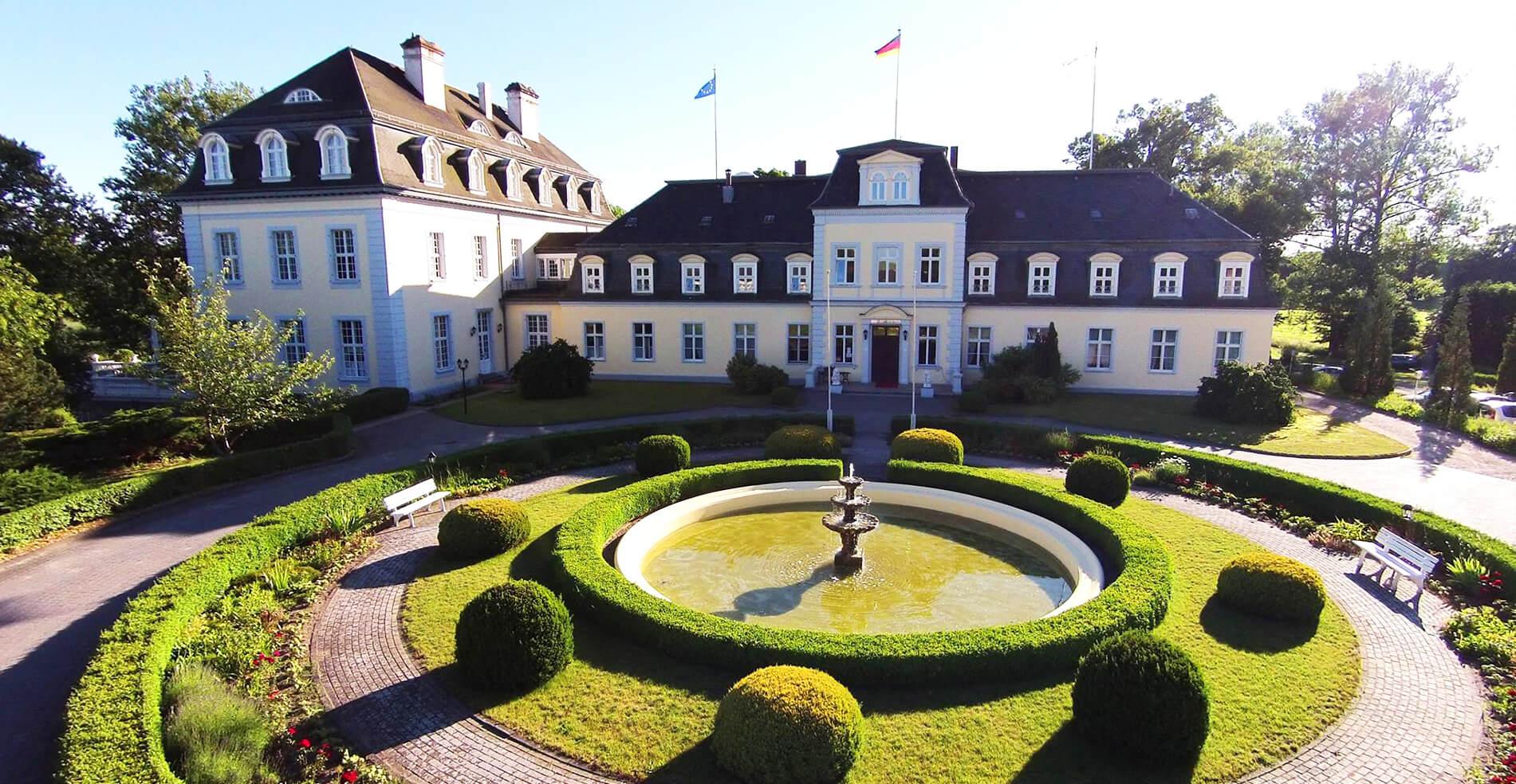 Schloss Groß Plasten, Mecklenburger Seenplatte