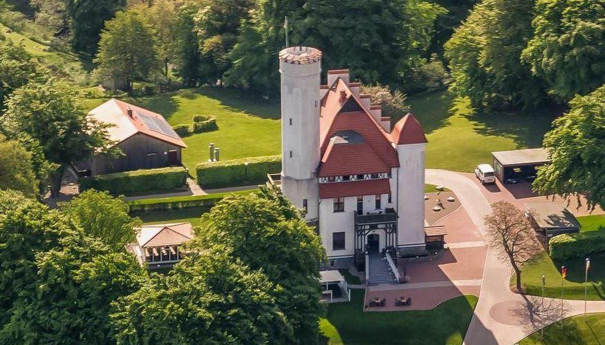 Hotel Schloss Ranzow, Rügen