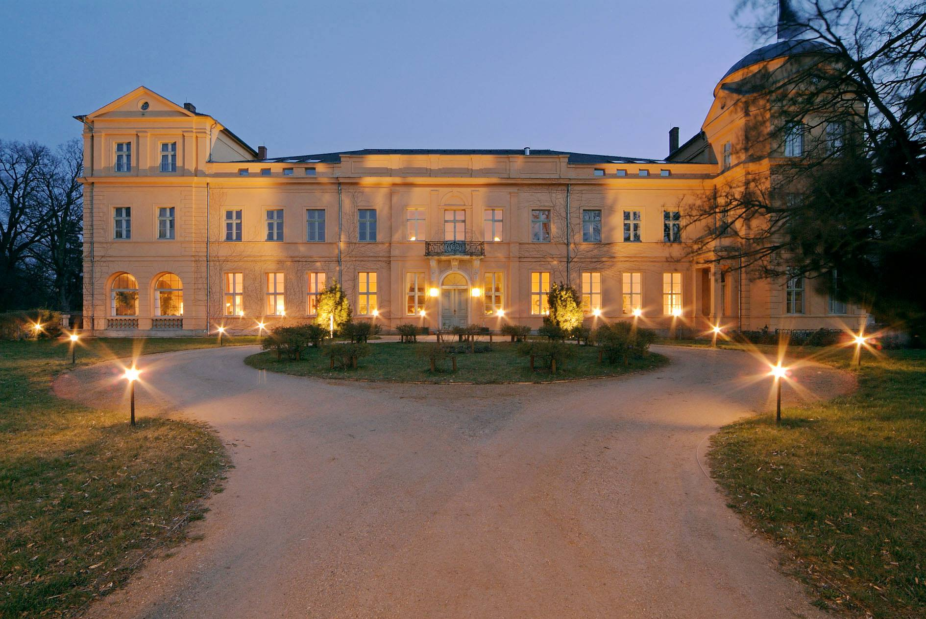 Schloss Ziethen, Ruppiner Land