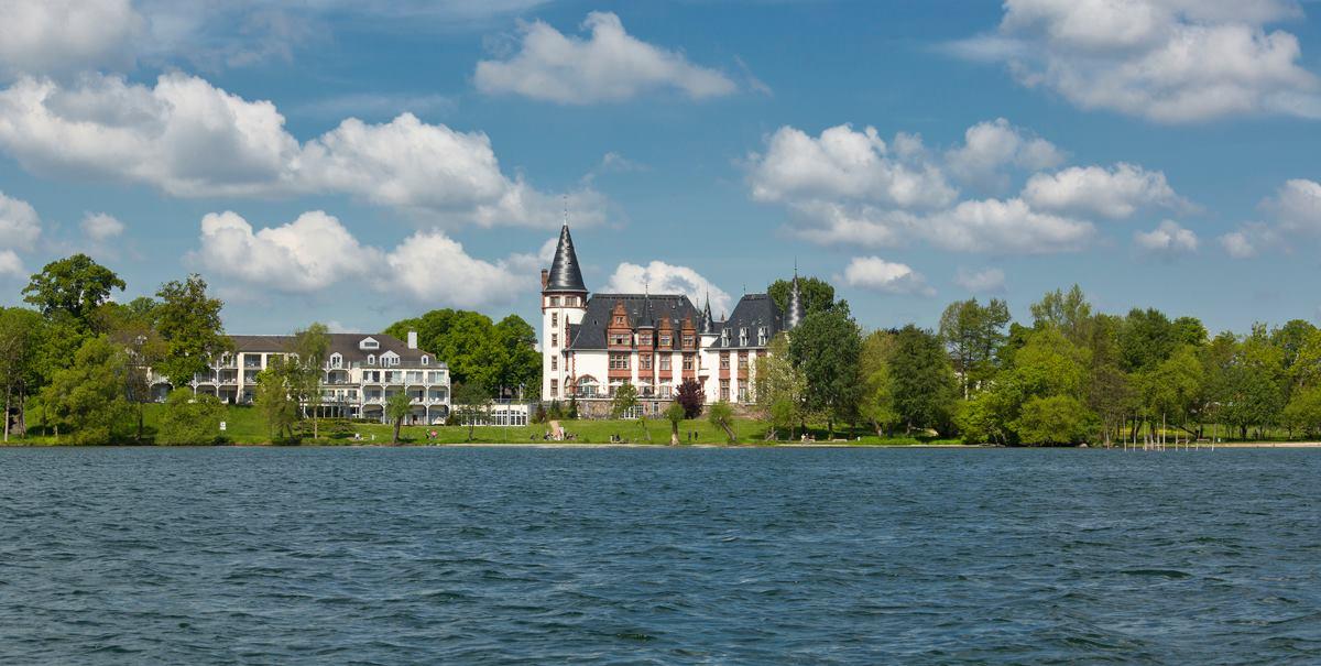 Schlosshotel Klink, Mecklenburger Seenplatte