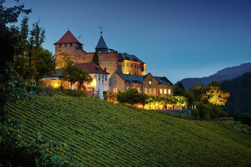 Schloss Eberstein, Schwarzwald