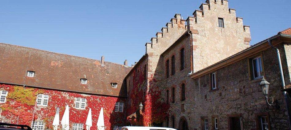 Schloss Saaleck, Rhön