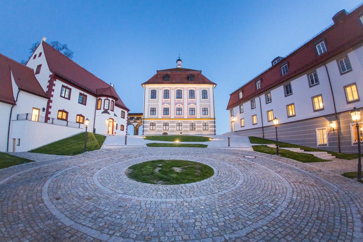 Hotel Schloss Leitheim, Bayerisch Schwaben