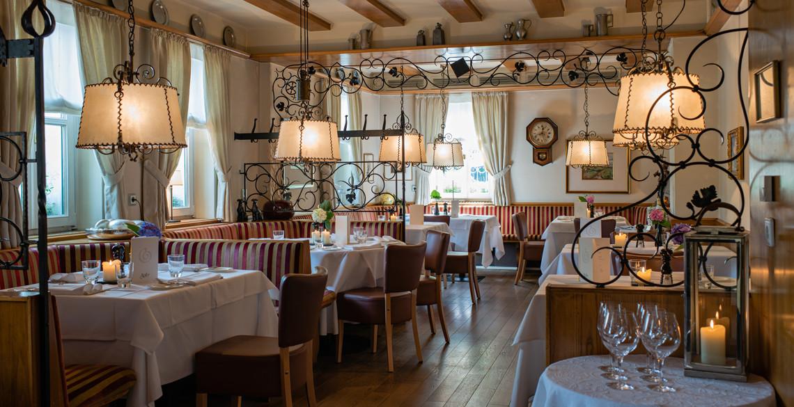 Restaurants im Spessart und im Kinzigtal