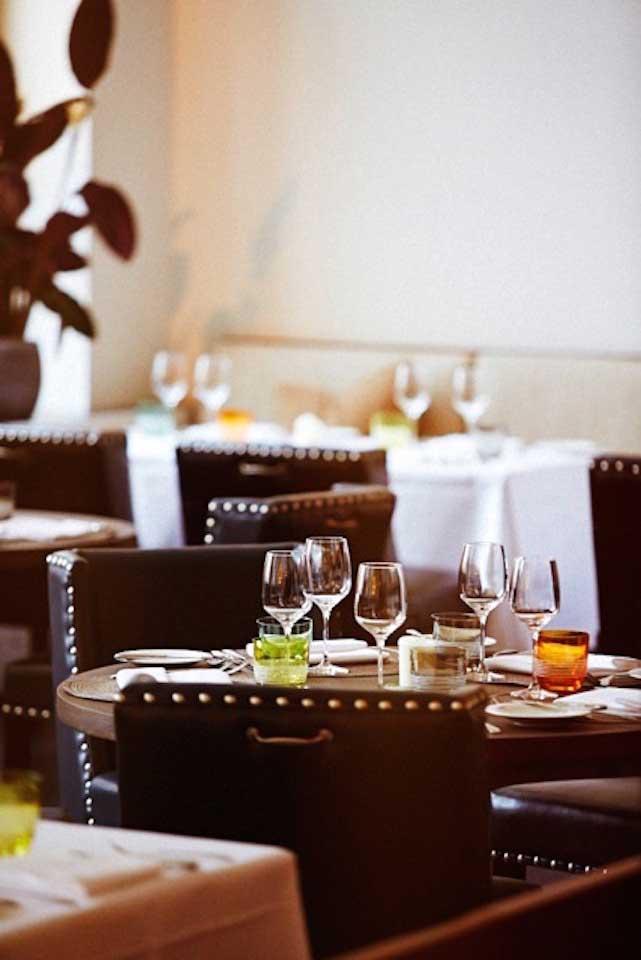 Innenansicht, Restaurant Pageou