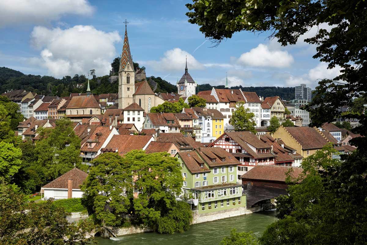 Baden, Schweiz