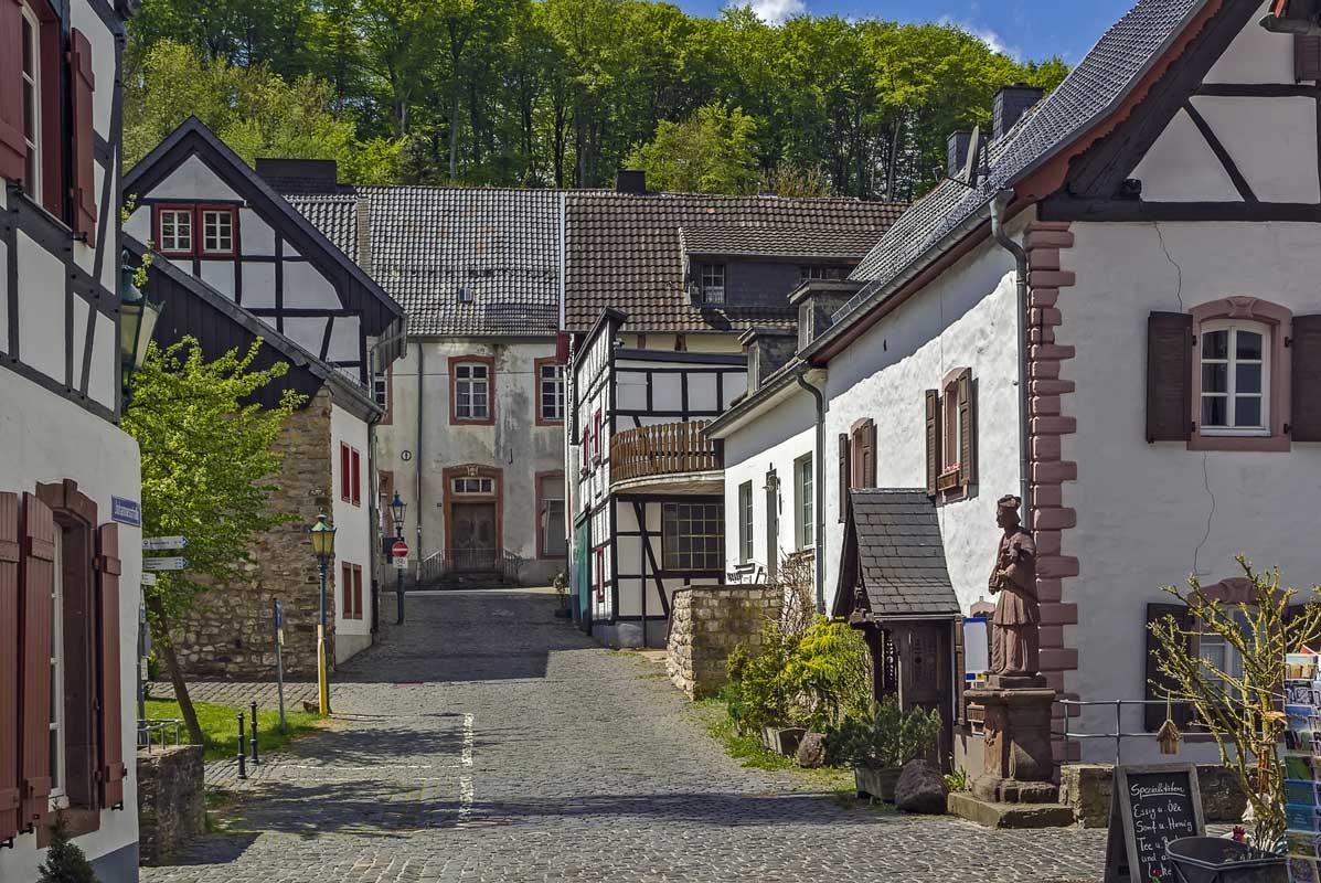 Blankenheim - Eifelsteig
