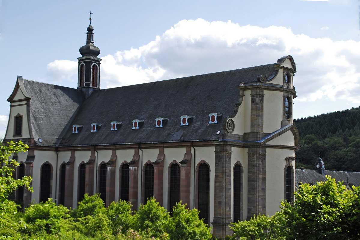 Kloster Himmerod - Eifelsteig