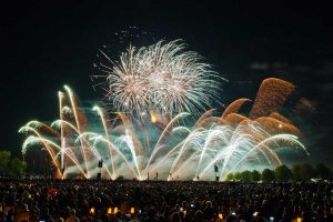 "16. Internationales Feuerwerksfestival ""Flammende Sterne"" Ostfildern"