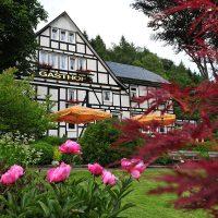Außenansicht, Gasthof Zum Grubental