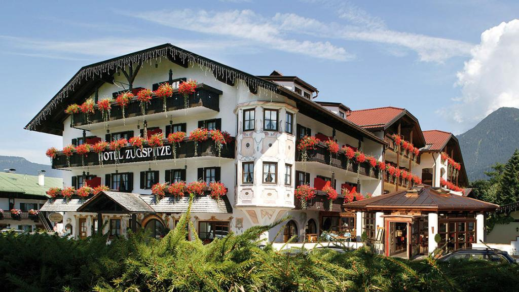 Hotels in der Zugspitz-Region