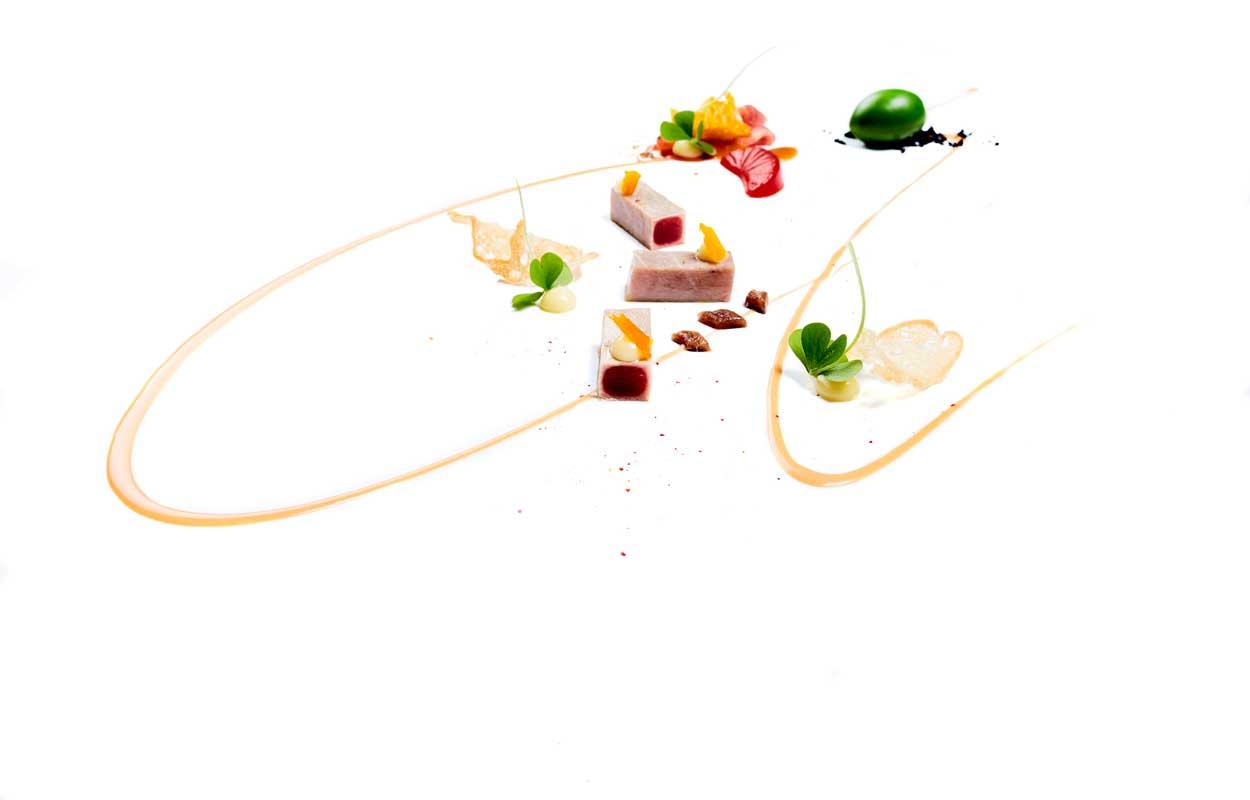 Matteo Ferrantino, Foodbild, Restaurant bianc