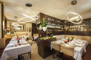Restaurant Savarin: Bio-Sattvische Haute Cuisine