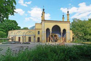 Antilopenhaus im Zoo Berlin - Zoos Deutschland