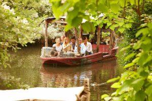 Sambesi-Flussfahrt im Zoo Hannover - Zoos Deutschland