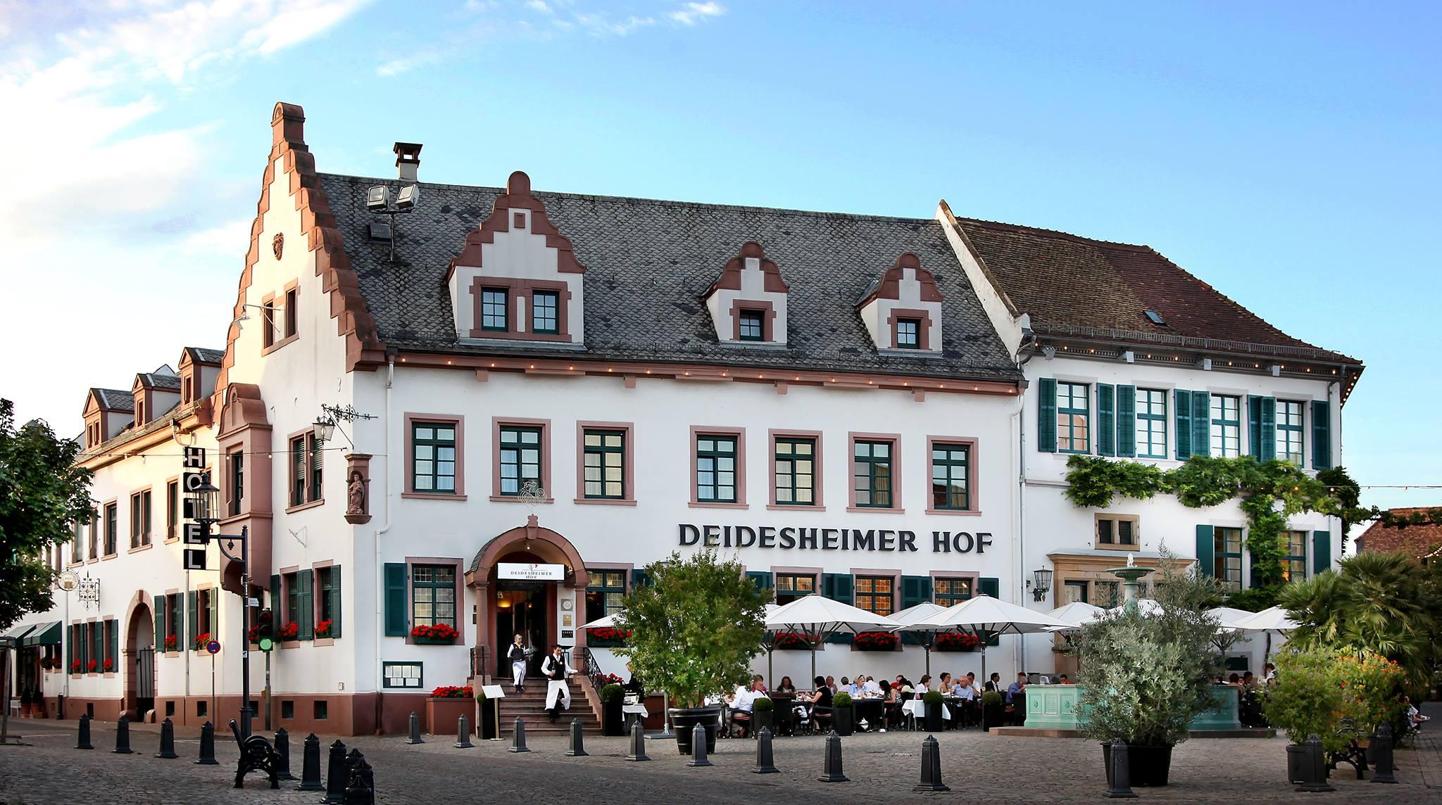 Deidesheimer Hof in Deidesheim