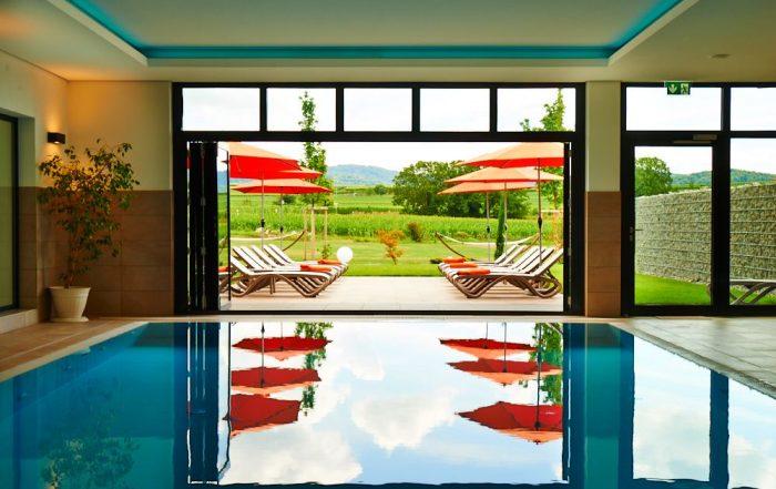 Hotels entlang deutscher Weinwanderwege