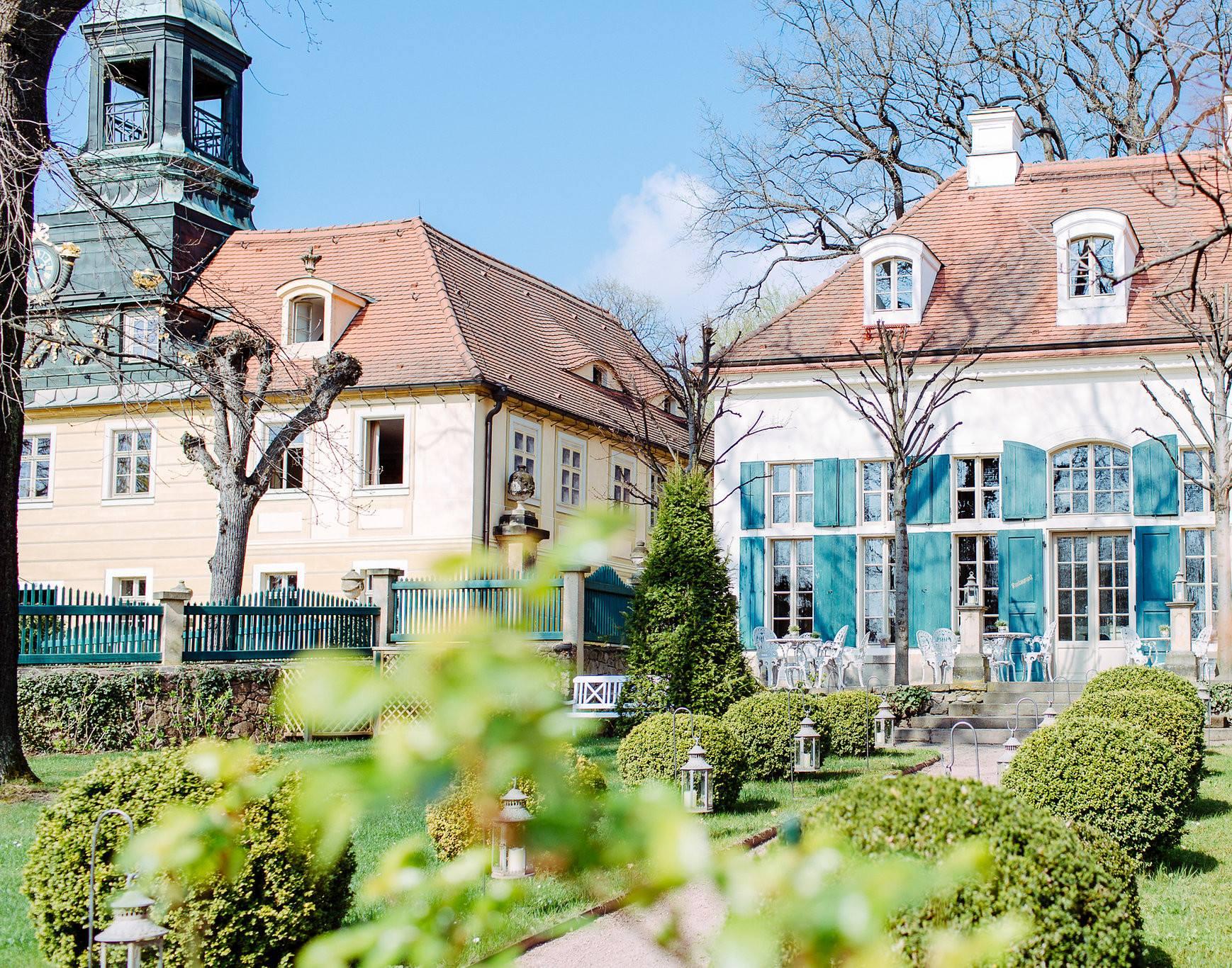 Hotel Villa Sorgenfrei & Atelier Sanssouci in Radebeul