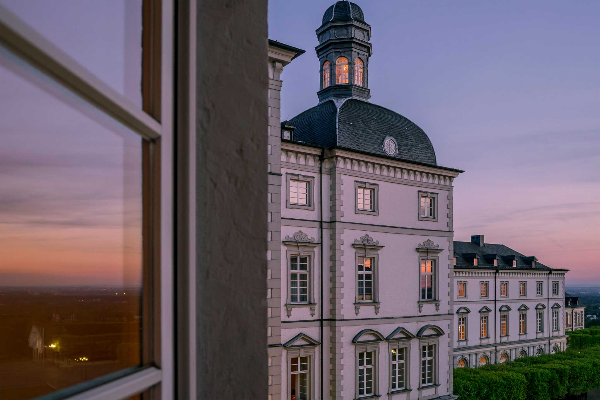 Schloss Bensberg, Bergisches Land