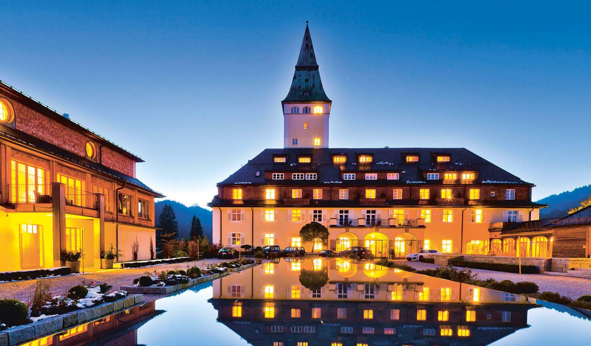 Schloss Elmau, Zugspitz Region / Karwendel