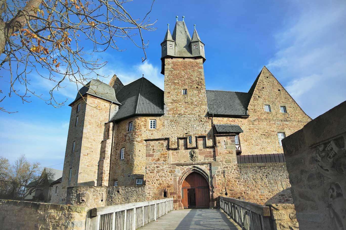 Schloss Spangenberg, Kassel Land