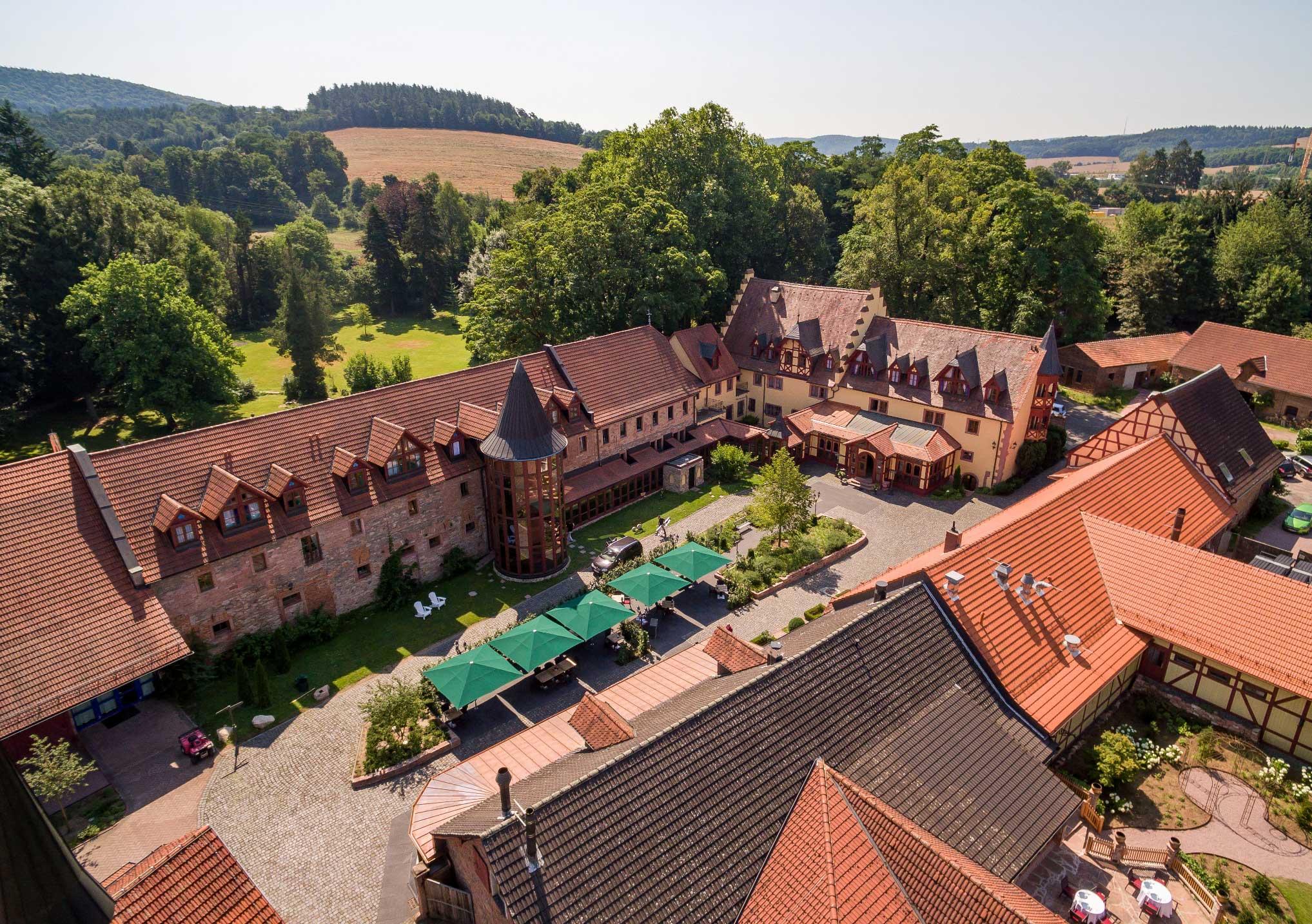 Schlosshotel Weyberhöfe, Spessart
