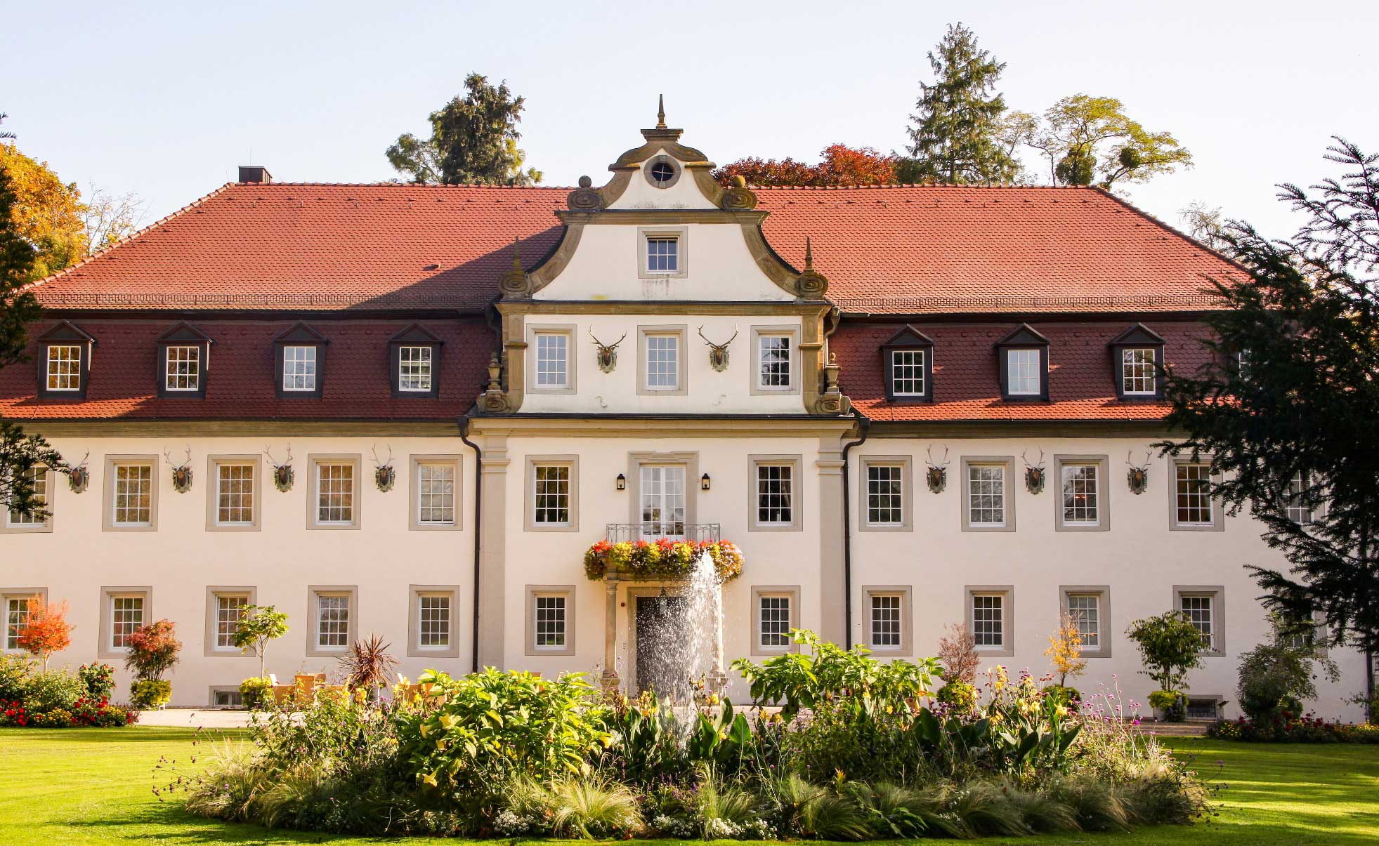 Wald & Schlosshotel Friedrichsruhe, Hohenloher Ebene