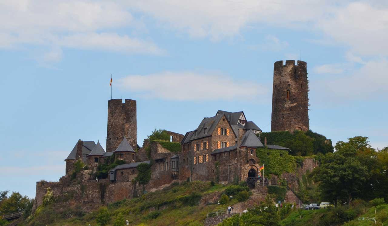 Burg Thurant - Moselsteig