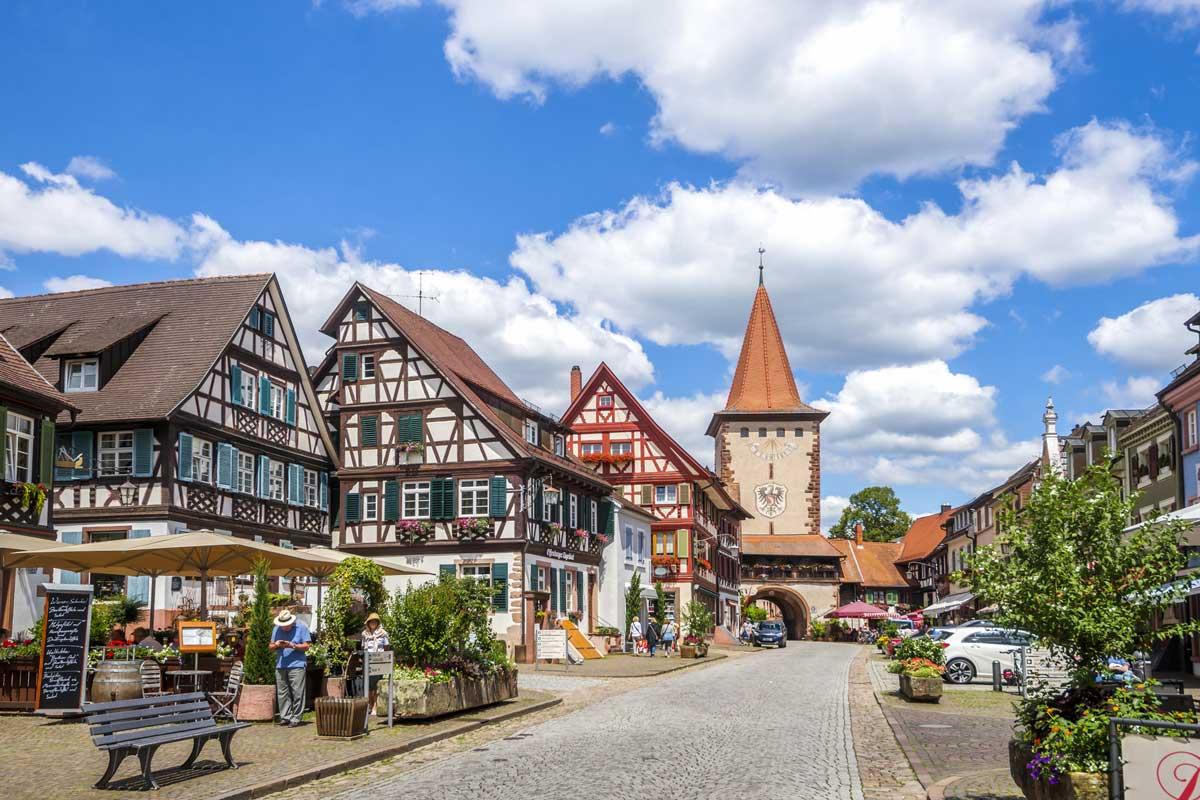 Gengenbach im Schwarzwald - Ortenauer Weinpfad