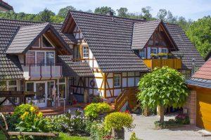 Fachwerkdorf Sasbachwalden - Ortenauer Weinpfad
