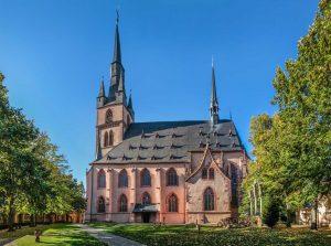 Pfarrkirche St. Valentinus Kiedrich - Rheingauer Rieslingpfad