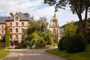 Kloster Pforta Bad Kösen - Saale-Weinwanderweg