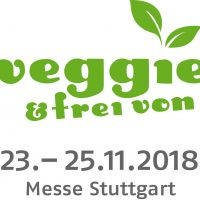 Messe Veggie & frei von Logo