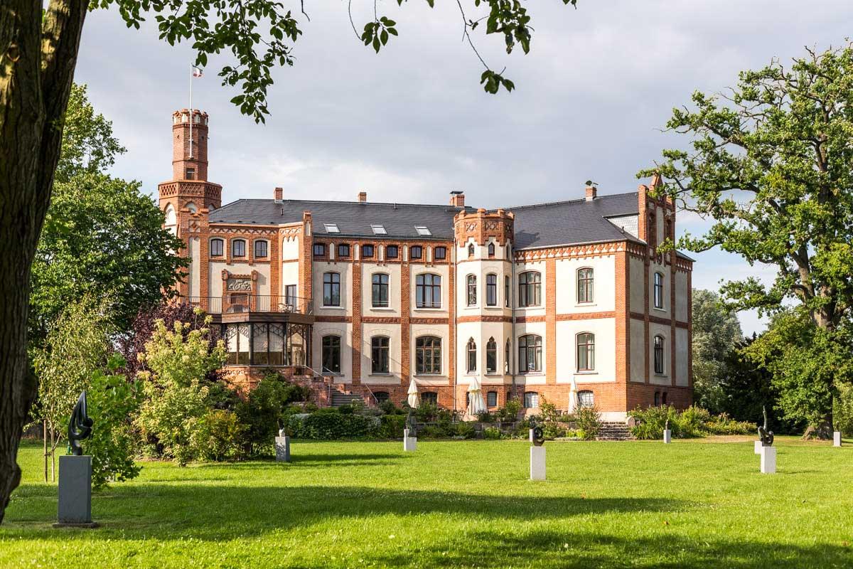 Hotel Schloss Gamehl, Benz bei Wismar