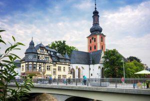 Bad Kreuznach Altstadt - Weinwanderweg Rhein-Nahe