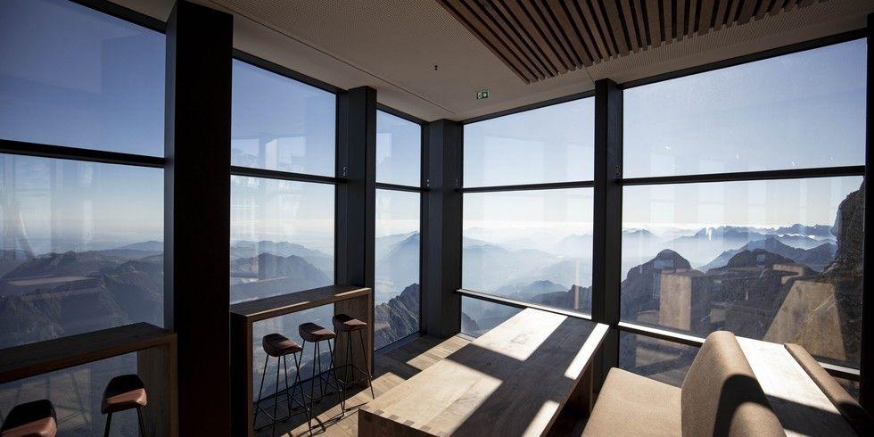 Restaurant Panorama 2962 auf der Zugspitze