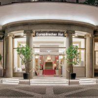 Europäischer Hof Heidelberg aussen