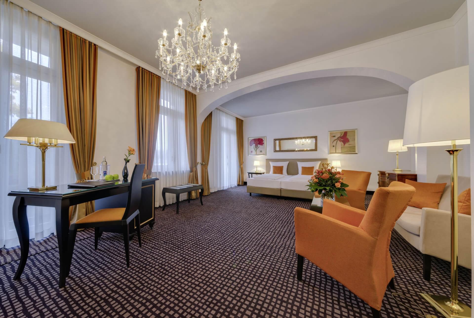 Hotel am Sophienpark Baden-Baden