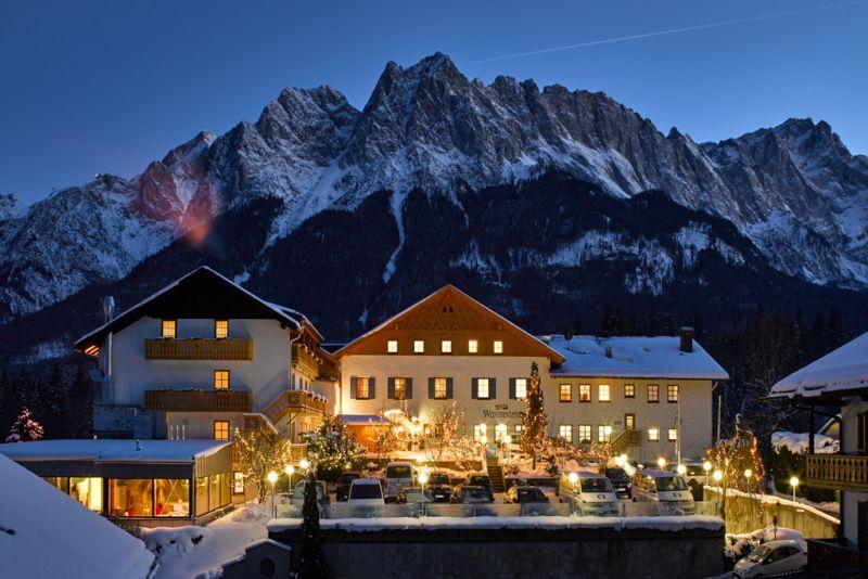 Romantik Alpenhotel Waxenstein Grainau