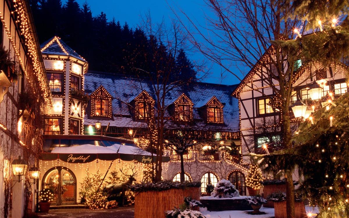 Jagdhof Glashütte Bad Laasphe