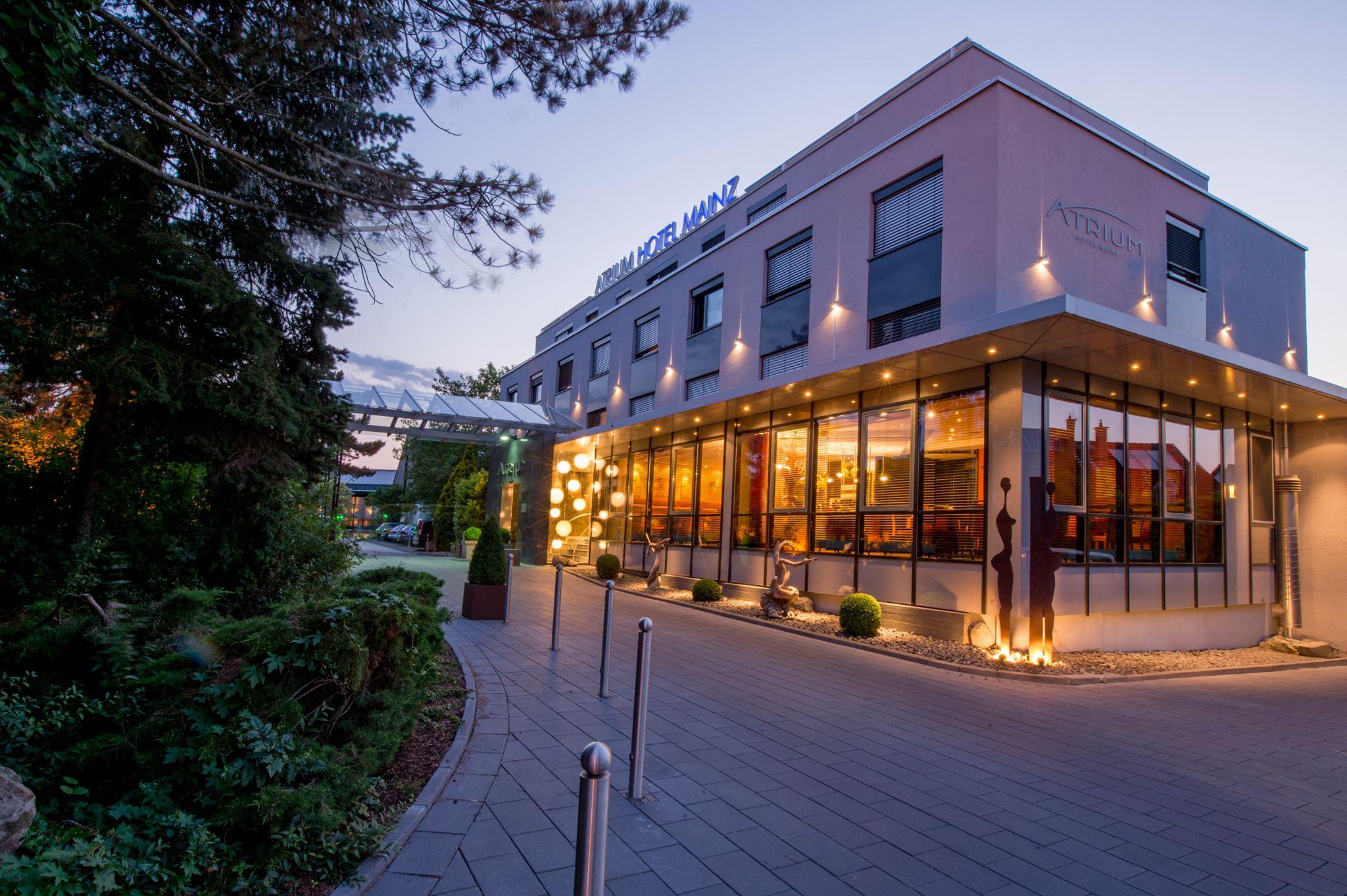 Hotel Atrium in Mainz