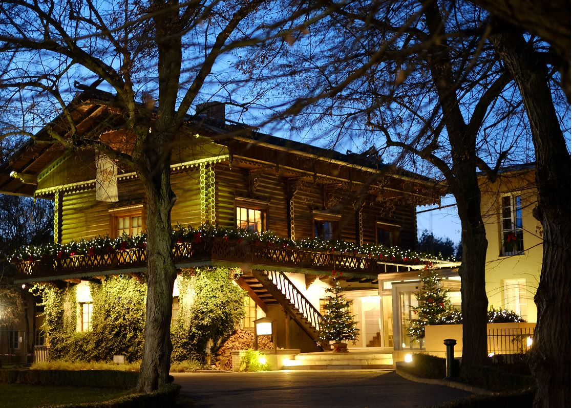 Hotel Bayrisches Haus Potsdam