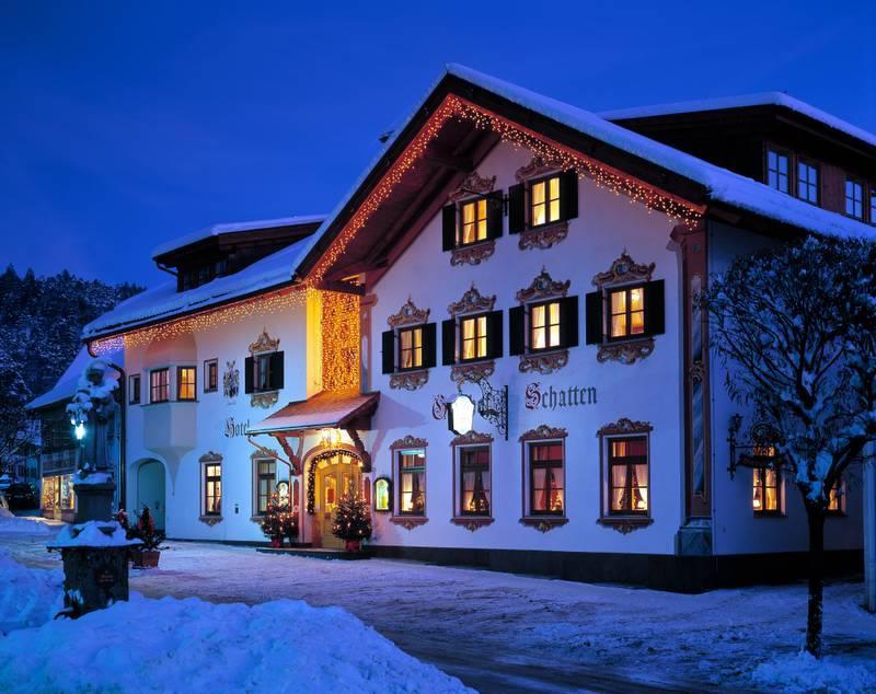 Gasthof Schatten Garmisch-Partenkirchen