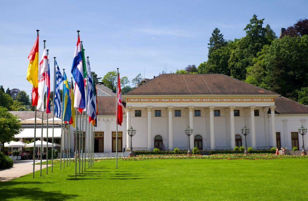 Kurhaus und Casino - Baden-Baden