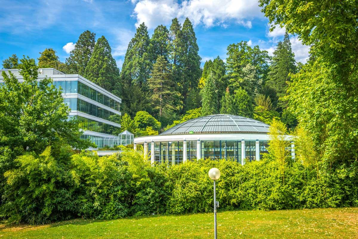 Caracalla Therme Baden-Baden