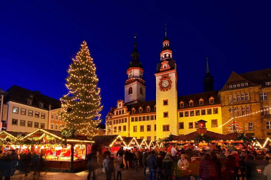 Weihnachtsmarkt Chemnitz - schöne Weihnachtsmärkte