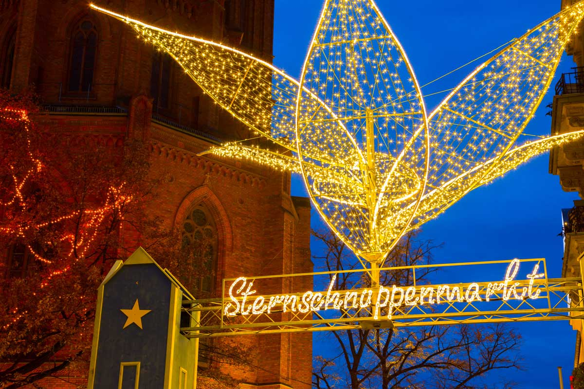 Wiesbadener Sternschnuppenmarkt