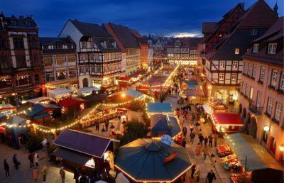 Weihnachtsmarkt Quedlinburg