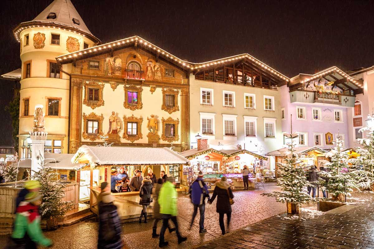 Berchtesgadener Advent - besondere Weihnachtsmärkte