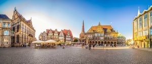 Bremen Rathausplatz